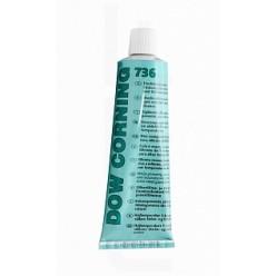 DOWSIL 736 - однокомпонентный силиконовый термостойкий герметик с пищевым допуском, DOWSIL 736, Dow Corning