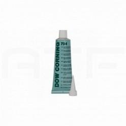 DOWSIL 734 white - текучий клей / герметик с пищевым допуском, DOWSIL 734 white, Dow Corning