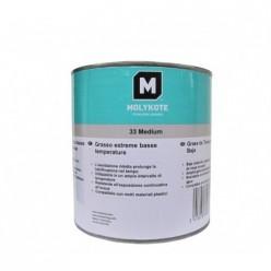 Molykote 33 Medium(1кг), Molykote 33 Medium(1кг), MOLYKOTE