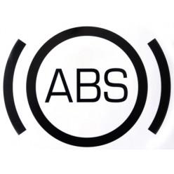 Наклейка ABS (160Х160 ММ), наклейка,