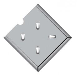 Держатель для инфармационного табло по ДОПОГ (оцинкованая сталь), Держатель для инфармационного табло по ДОПОГ (оцинкованая сталь),