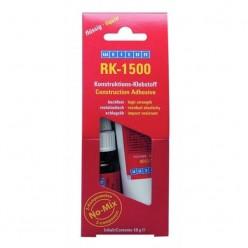 RK-1500 - Двухкомпонентный конструкционный клей (60гр) , wcn10563860, Weicon