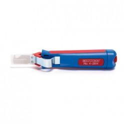 Кабельный нож с лезвием-крюком WEICON № 4-28 H, wcn50054328, Weicon