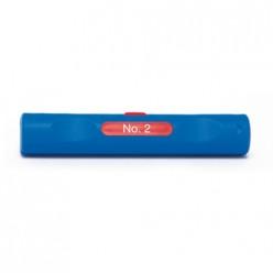 Стриппер для коаксиальных кабелей WEICON № 2, wcn52000002, Weicon