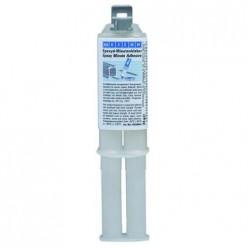 Epoxy Minute Adhesive Эпоксидный клей Бесцветный,прозрачный(24мл), wcn10550024, Weicon