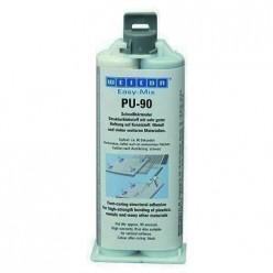 Easy-Mix PU 90 - Полиуретановый клей структурного склеивания (50мл) , wcn10751050, Weicon