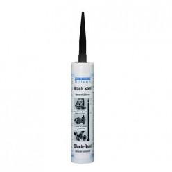 Black Seal WEICON Специальный силикон-герметик (310мл) картридж черный, wcn13051310, Weicon