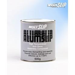 Alumslip Высокотемпературная противозадирная смазка(5кг), Alumslip, Moly Slip