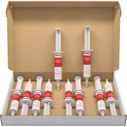 Смазка для защиты электроконтактов, набор (10 шт.*10 г),, 0093314, EFELE