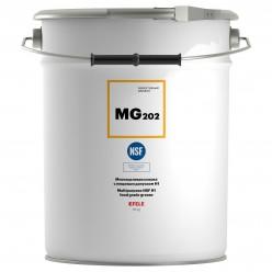 EFELE MG-202 - Многоцелевая смазка с пищевым допуском NSF H1