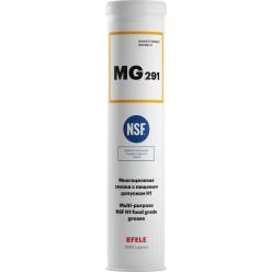 EFELE MG-291 - Пластичная смазка многоцелевая с пищевым допуском H1 (минеральная), 0093130;0093154;0093161;0094502, EFELE