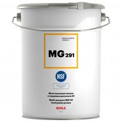 EFELE MG-291 - Пластичная смазка многоцелевая с пищевым допуском H1 (минеральная)