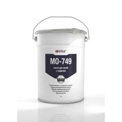 MO-749 -  Масло для цепей с графитом  (Ведро 5л), EFELE, 0092966, EFELE