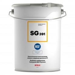 EFELE SG-391 - Пластичная смазка многоцелевая с пищевым допуском H1