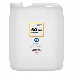 EFELE SO-866 VG-68 - Масло синтетическое (ПАО) с пищевым допуском Н1