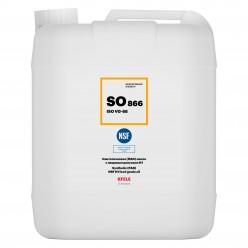 EFELE SO-866 VG-68 - Масло синтетическое (ПАО) с пищевым допуском Н1, 0092720;0092737;0092744, EFELE