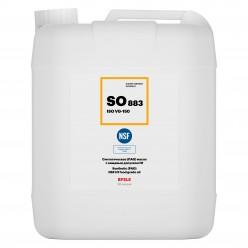 EFELE SO-883 VG-150 - Масло синтетическое (ПАО) с пищевым допуском Н1.