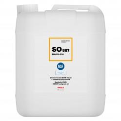 EFELE SO-887 VG-320 - Масло синтетическое (ПАО) с пищевым допуском Н1