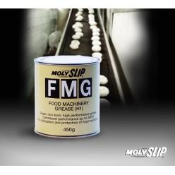 Molyslip FMG / Molyslip Arvina FM2 - смазка для пищевых машин
