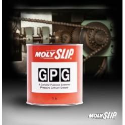 GPG Смазка общего назначения на литиевой основе с EP-добавками(12.5кг), GPG, Moly Slip