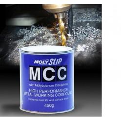 MCC Состав для обработки металлов(3кг) СОЖ(смазочно-охлаждающая жидкость), MCC, Moly Slip