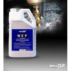 MEP Состав для металлообработки в условиях экстремального давления(25л) СОЖ(смазочно-охлаждающая жидкость), MEP, Moly Slip