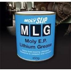 MLG Литиевая смазка с молибденовыми добавками (450гр), MLG, Moly Slip