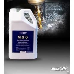 MSO Молочная водорастворимая эмульсия для металлообработки(25л) СОЖ(смазочно-охлаждающая жидкость), MSO, Moly Slip