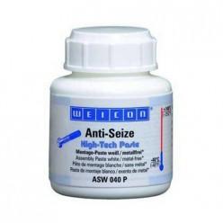 Anti-Seize High-Tech ASW 040 P - Монтажная паста (120г), банка+кисть., wcn26100012, Weicon