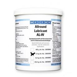 AL-W 1000 - Высокоэффективная жировая смазка (1 кг) защита от агрессивных жидкостей (морская и сточная вода)., wcn26450100, Weicon