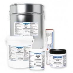 WEICON AL-F - Высокопроизводительная смазка для пищевой промышленности (банка 350г, картридж 400г, банка 1кг).