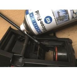 WEICON Silicone-Spray fluid - Силикон флюид (спрей 400 мл).
