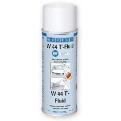 WEICON W44T Fluid - универсальная смазка для пищевой промышленности (спрей 400 мл), wcn11253400, Weicon