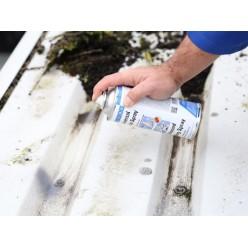Allround Sealing Spray - Универсальный спрей-герметик. Распыляемый пластик с прочной адгезией для герметизации утечек (400 мл).