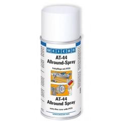 AT-44 Allroundspray - Универсальная смазка с Тефлоном для защиты от коррозии (спрей 150мл, спрей 400мл), wcn11250150;wcn11250400, Weicon