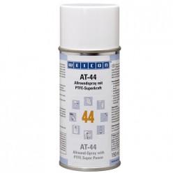AT-44 Allroundspray - Универсальная смазка с Тефлоном для защиты от коррозии (400мл), wcn11250400, Weicon