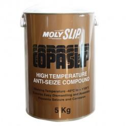 COPASLIP Высокотемпературная противозадирная смазка (5кг), COPASLIP, Moly Slip