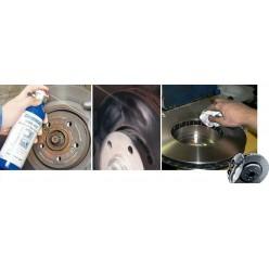 Brake Cleaner - Очиститель тормозов, спрей, 400мл.