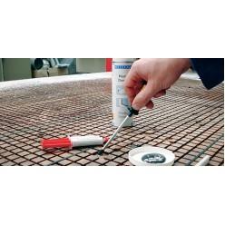 Epoxy Metal Minute-Adhesive Эпоксидный клей Темно-серый(24мл)