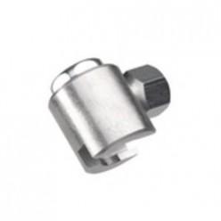 Накидная насадка для прессмасленок 521 по DIN 3404 диаметр 16мм, V000097, Umeta