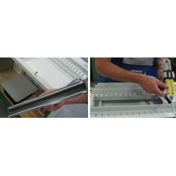 Easy-Mix RK-7000 - Двухкомпонентный конструкционный клей Weicon. (50ml)