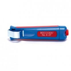 Универсальный стриппер с поворотными лезвиями WEICON № 8-27, wcn50050227, Weicon