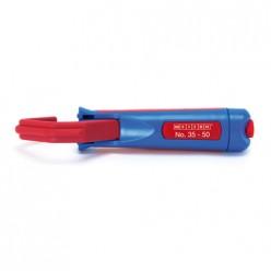 Универсальный стриппер с поворотными лезвиями WEICON № 35-50, wcn50050450, Weicon