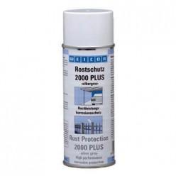 Rust Protection 2000 Plus-silver-grey Средство защиты от коррозии 2000 PLUS (400 мл) Цвет: серебристо-серый, wcn11013400, Weicon