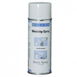 Brass Spray - Декоративное и защитное покрытие Латунь-спрей (400мл), wcn11102400, Weicon