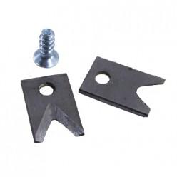 Комплект запасных ножей для Super №5 WEICON 51100002, wcn51100002, Weicon