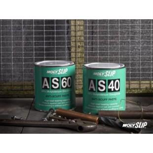 AS-60 Высокотемпературная противозадирная (800гр) AS-60 Moly Slip