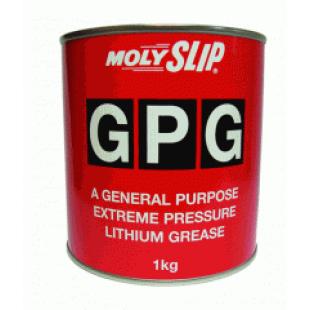 GPG Смазка общего назначения на литиевой основе с EP-добавками (1кг) GPG Moly Slip