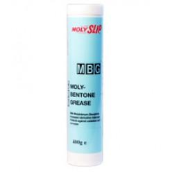 MBG Универсальная смазка на основе бентонита с молибденовыми добавками (400гр) туба, MBG, Moly Slip