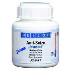 "Anti-Seize ""Standard"" AS 040 P - Монтажная паста (120г), банка+кисть., wcn26000012, Weicon"